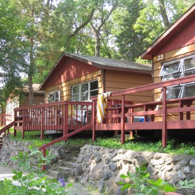 Cabin 22 and 23