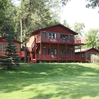 Cabins 24, 25 and 26
